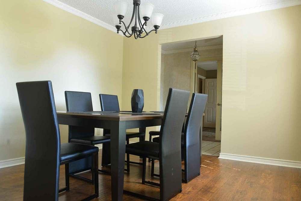 Northeast Dallas Dining Room 2