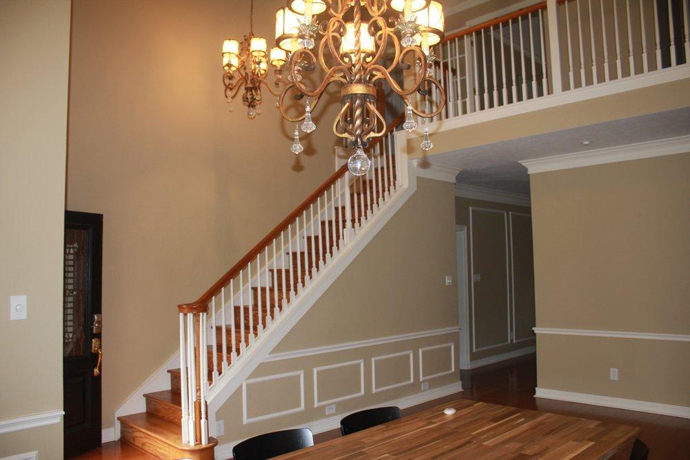 Plano staircase