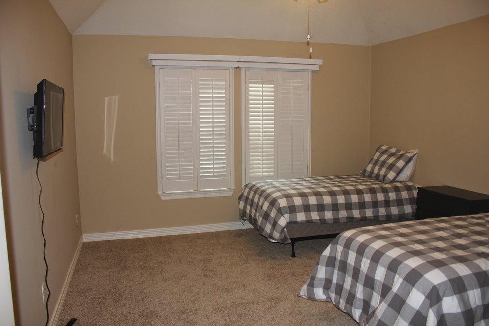 Plano Bedroom