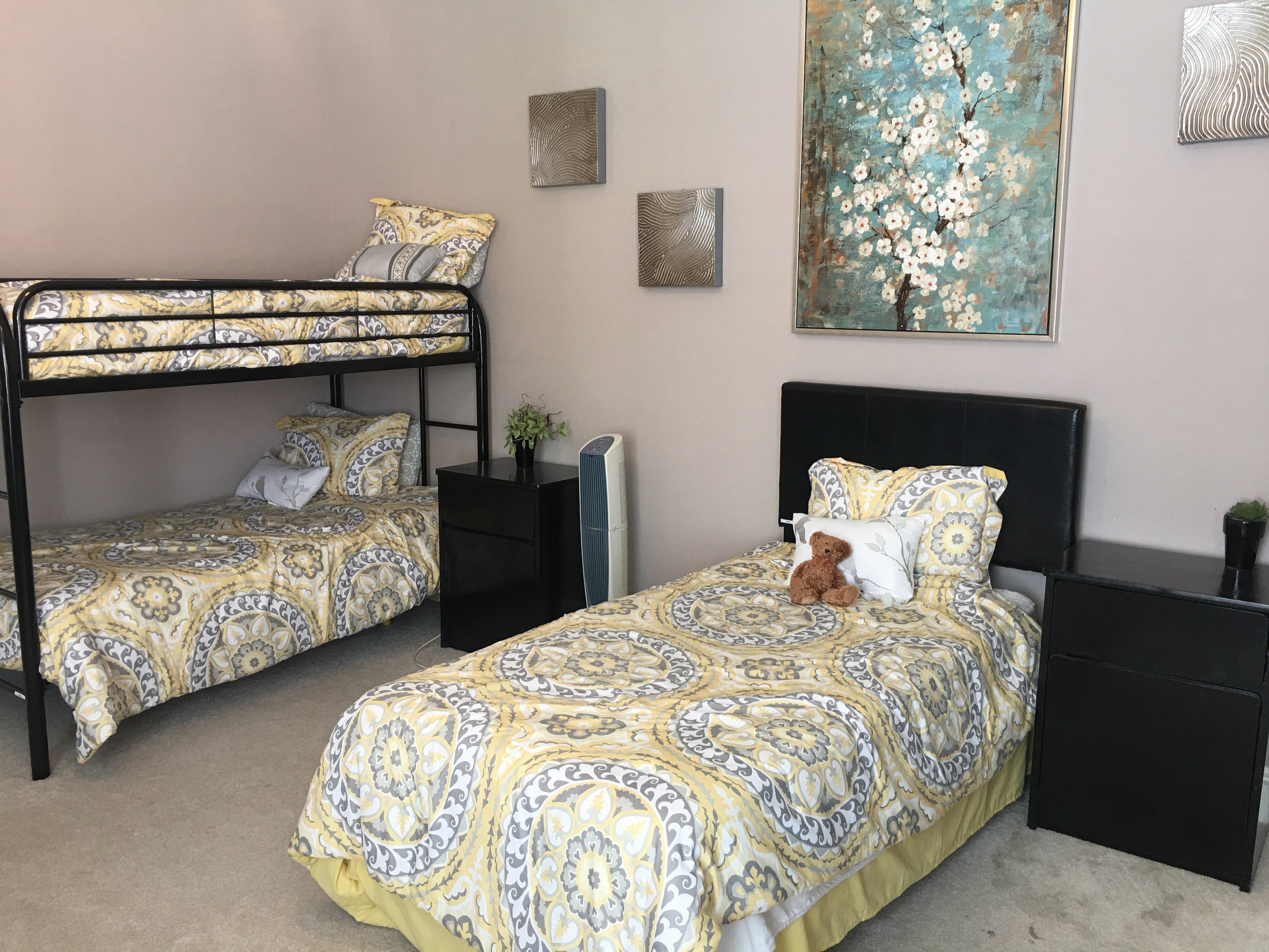 Richardson Women's Bedroom