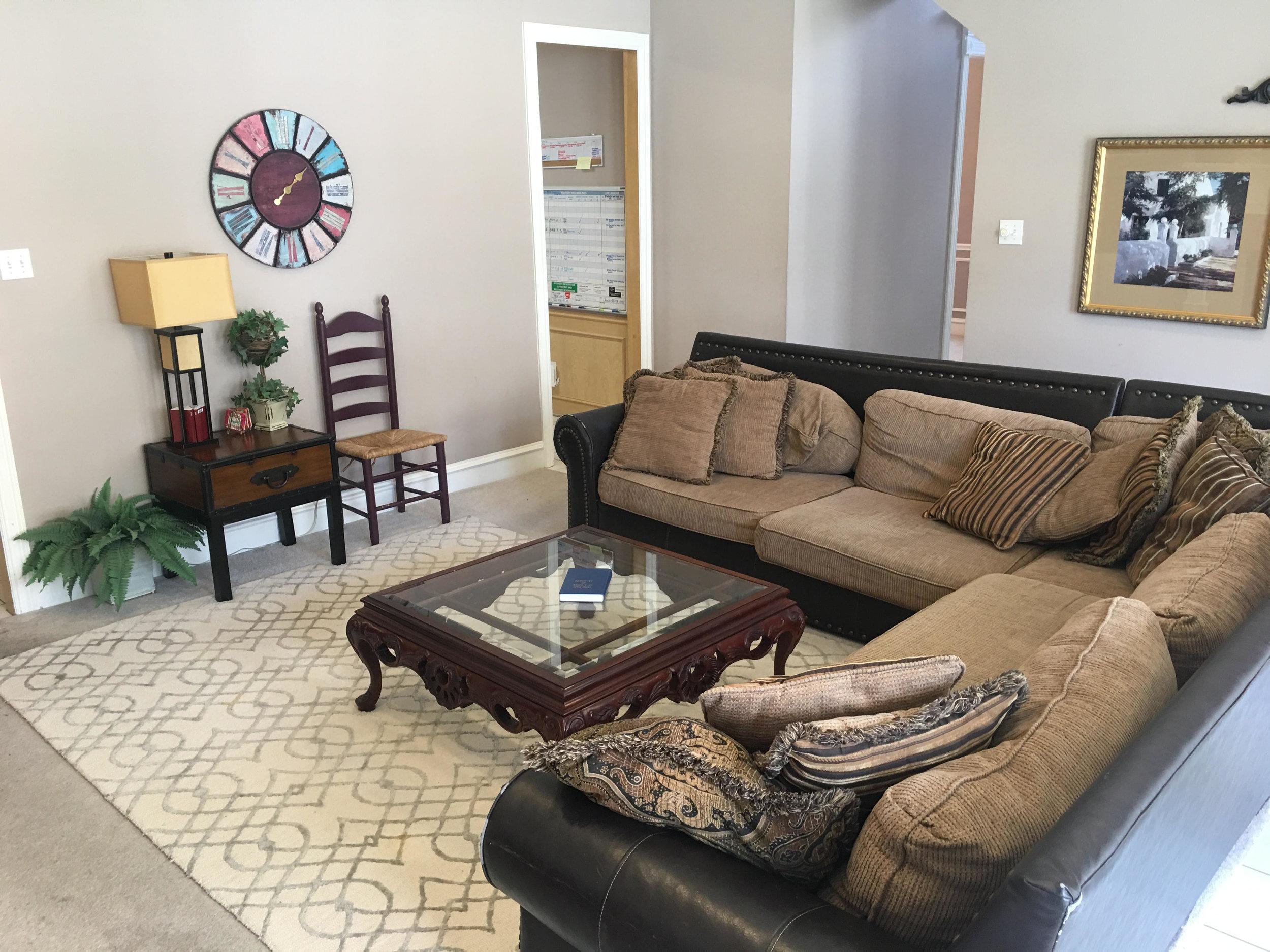 Richardson Women's Living Room