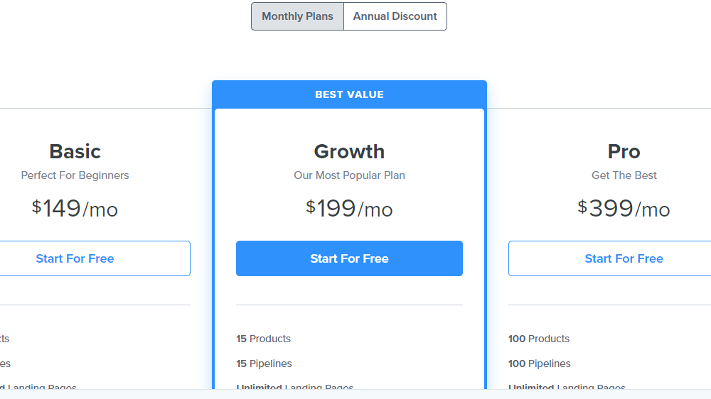 Kajabi pricing