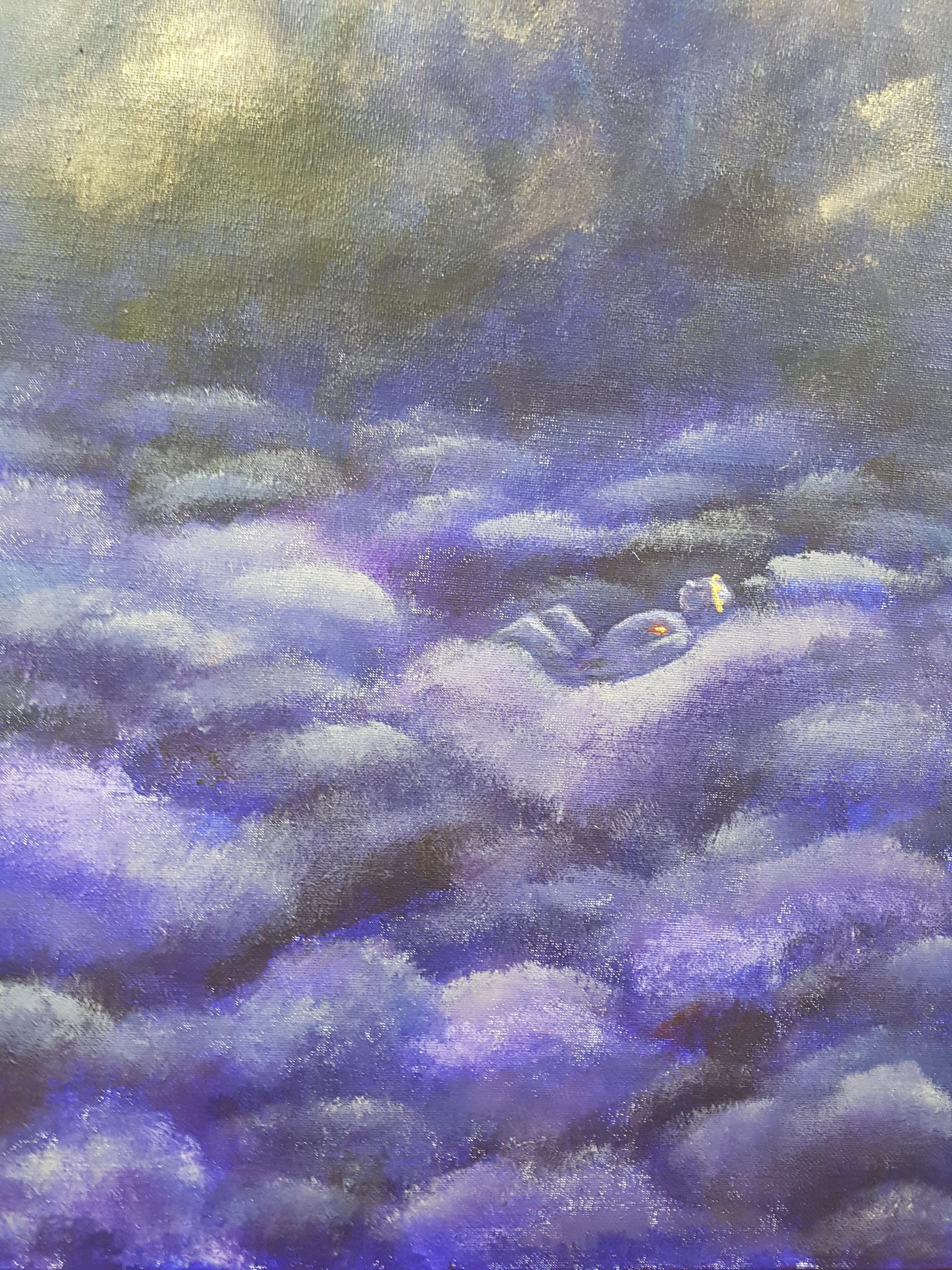 Resting in God's Embrace