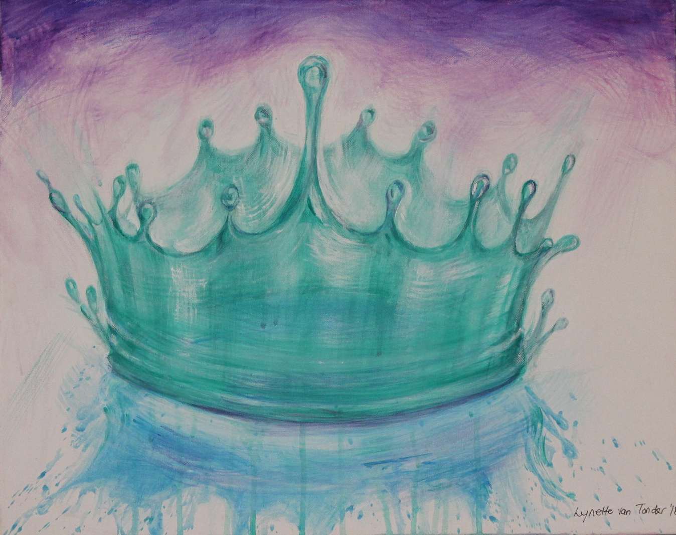 Crowned with His Presence