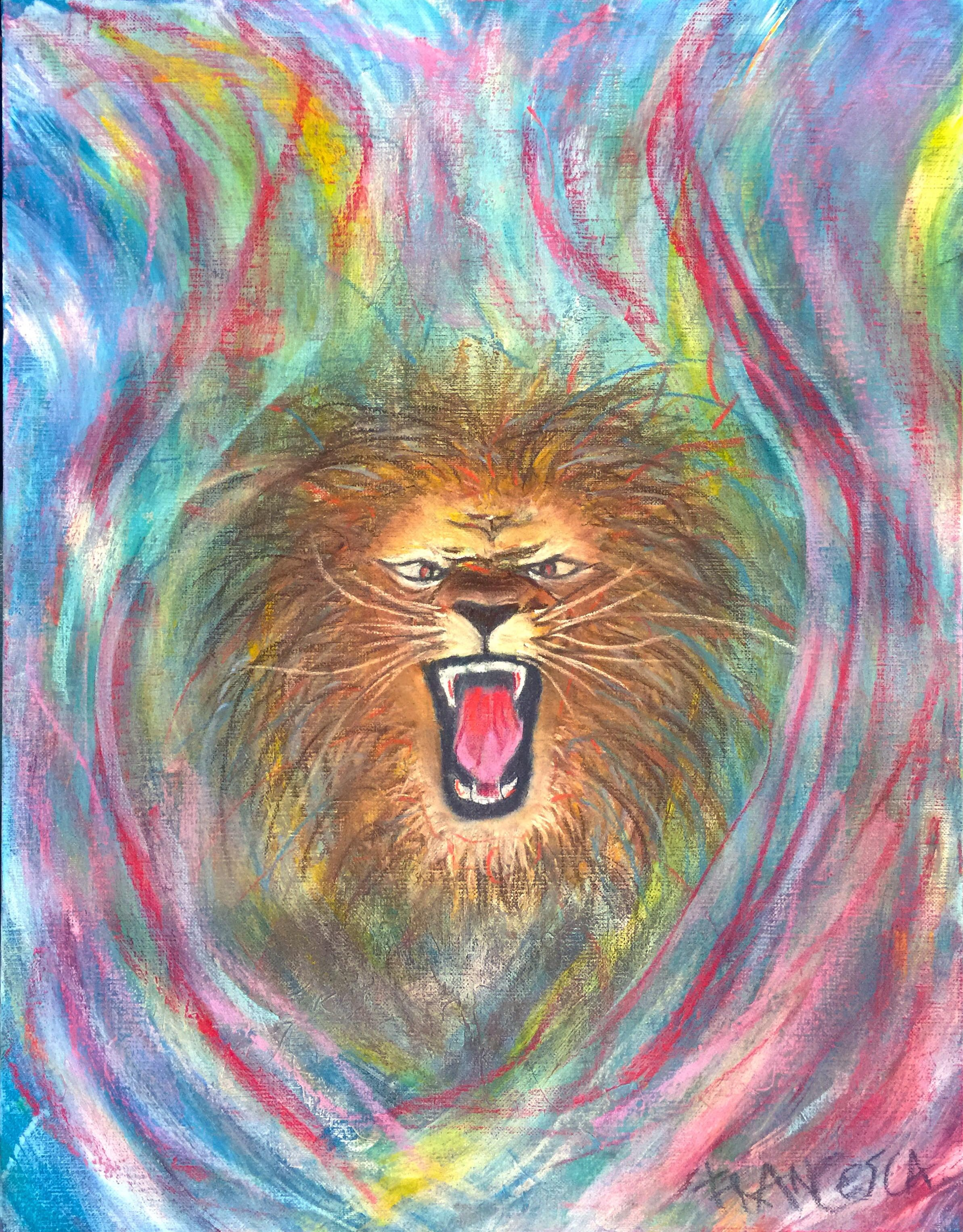 Splitting the Sea with the Roar of the Lion of Judah