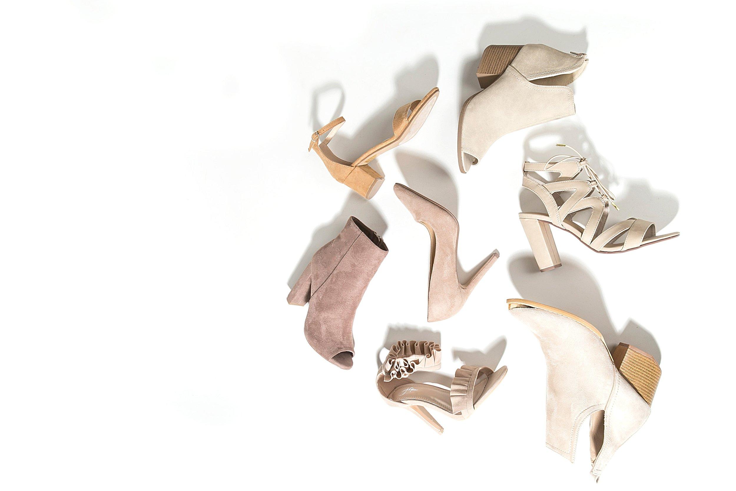 3. Shoes -