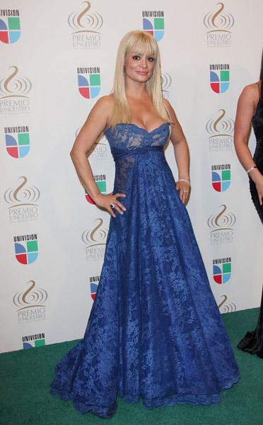 Univision's Premio Lo Nuestro a La Musica Latina 2009_Marisol of Horoscopos de Durango.jpg