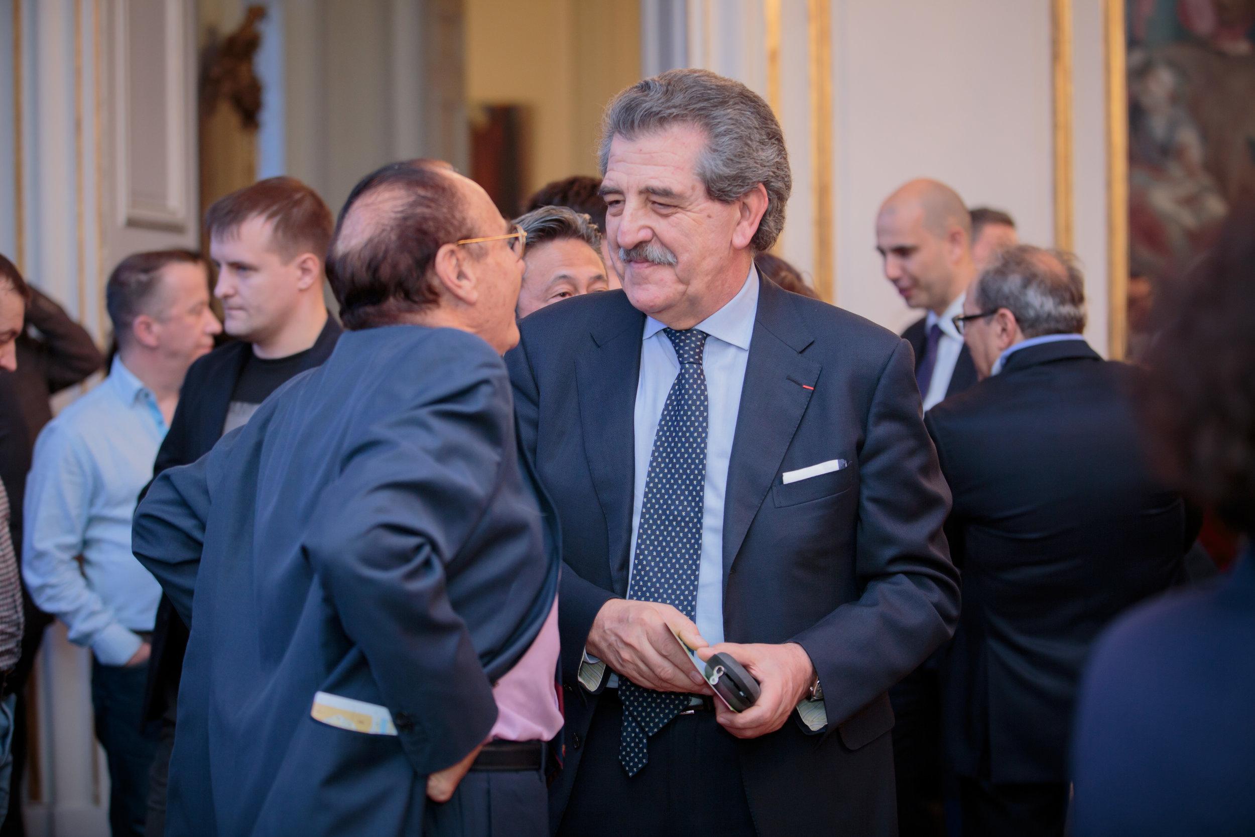 Mr. Domenico Palombo ESCVS 2018