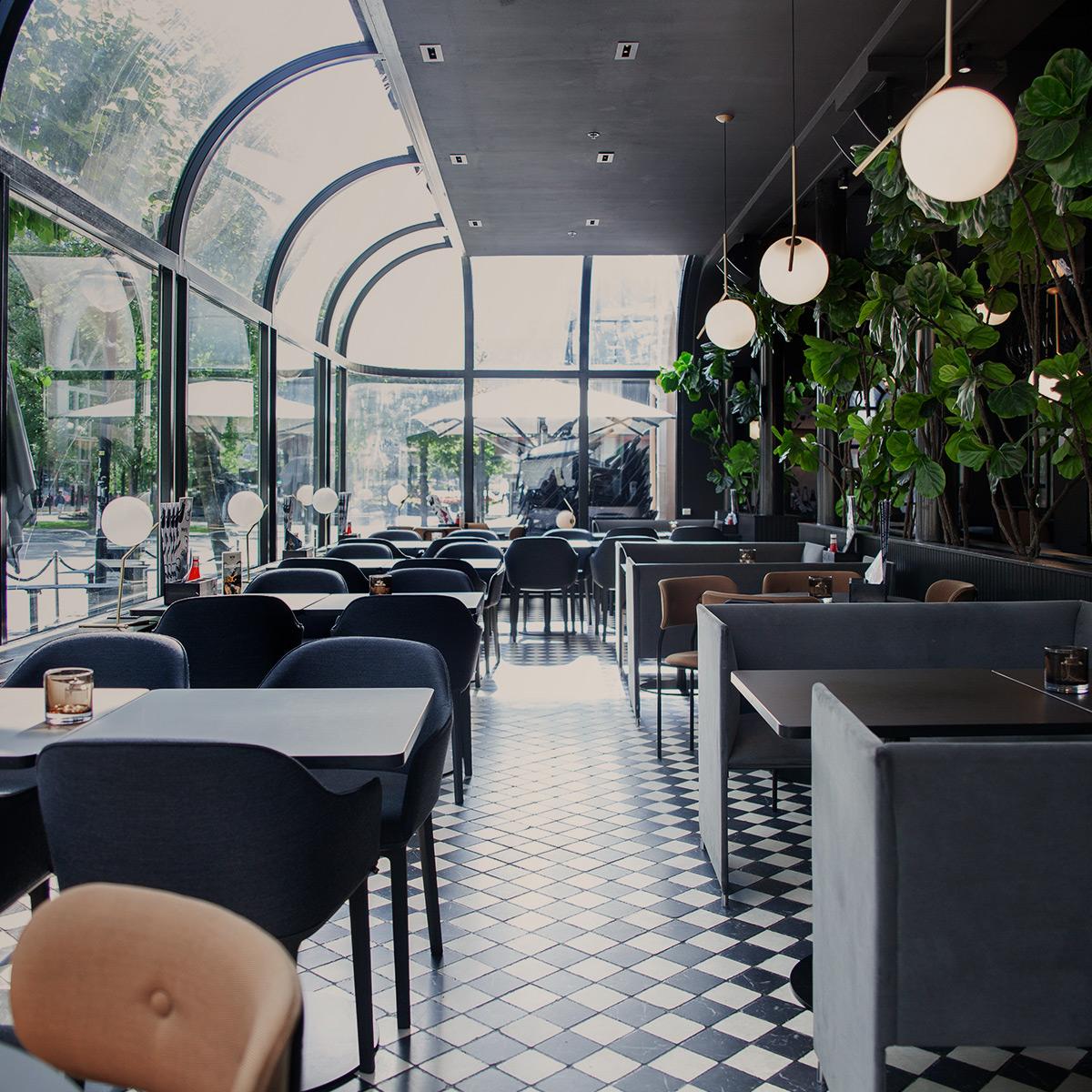 Bergen - MM CAFE & BAR