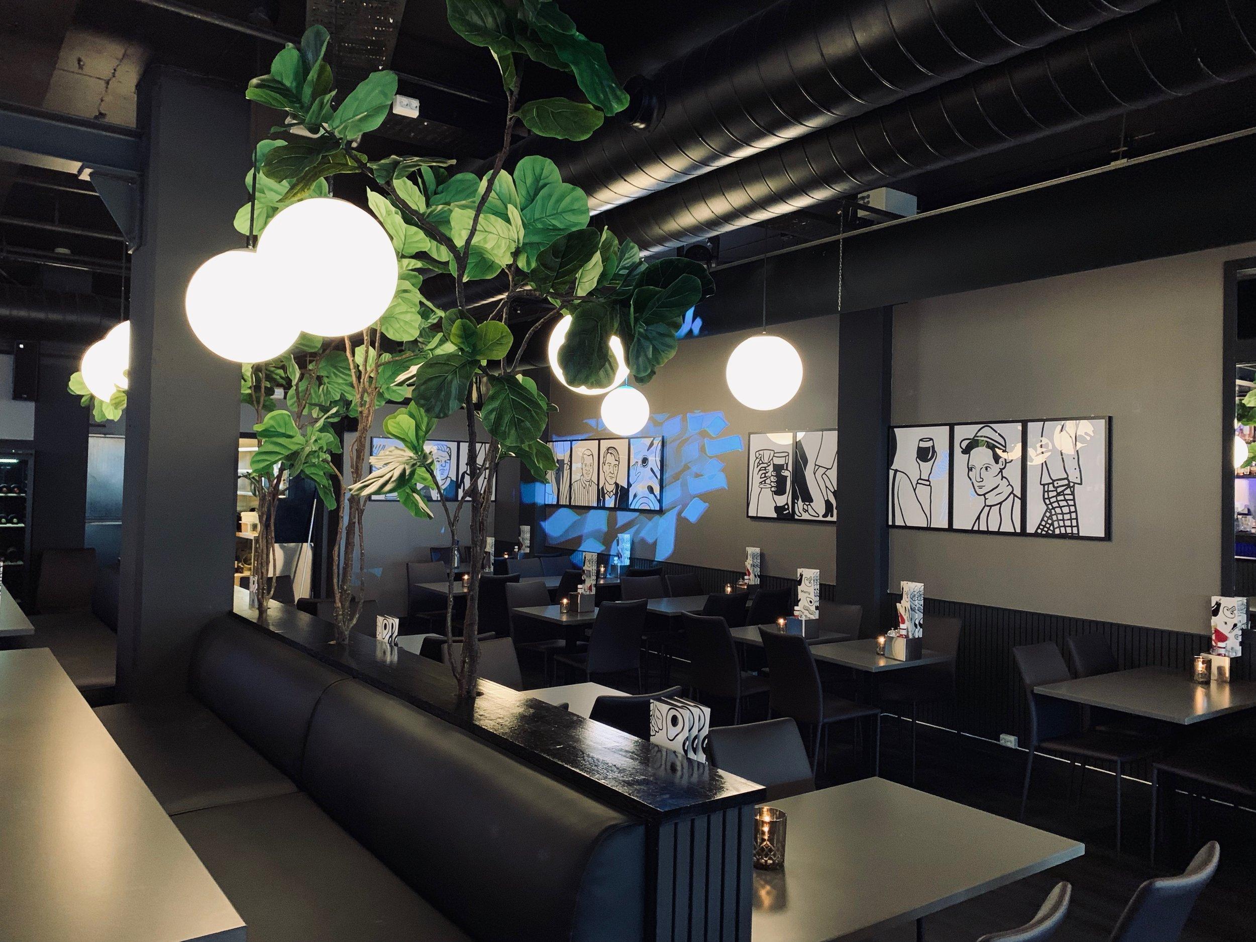 Våre steder — MM Café & Bar