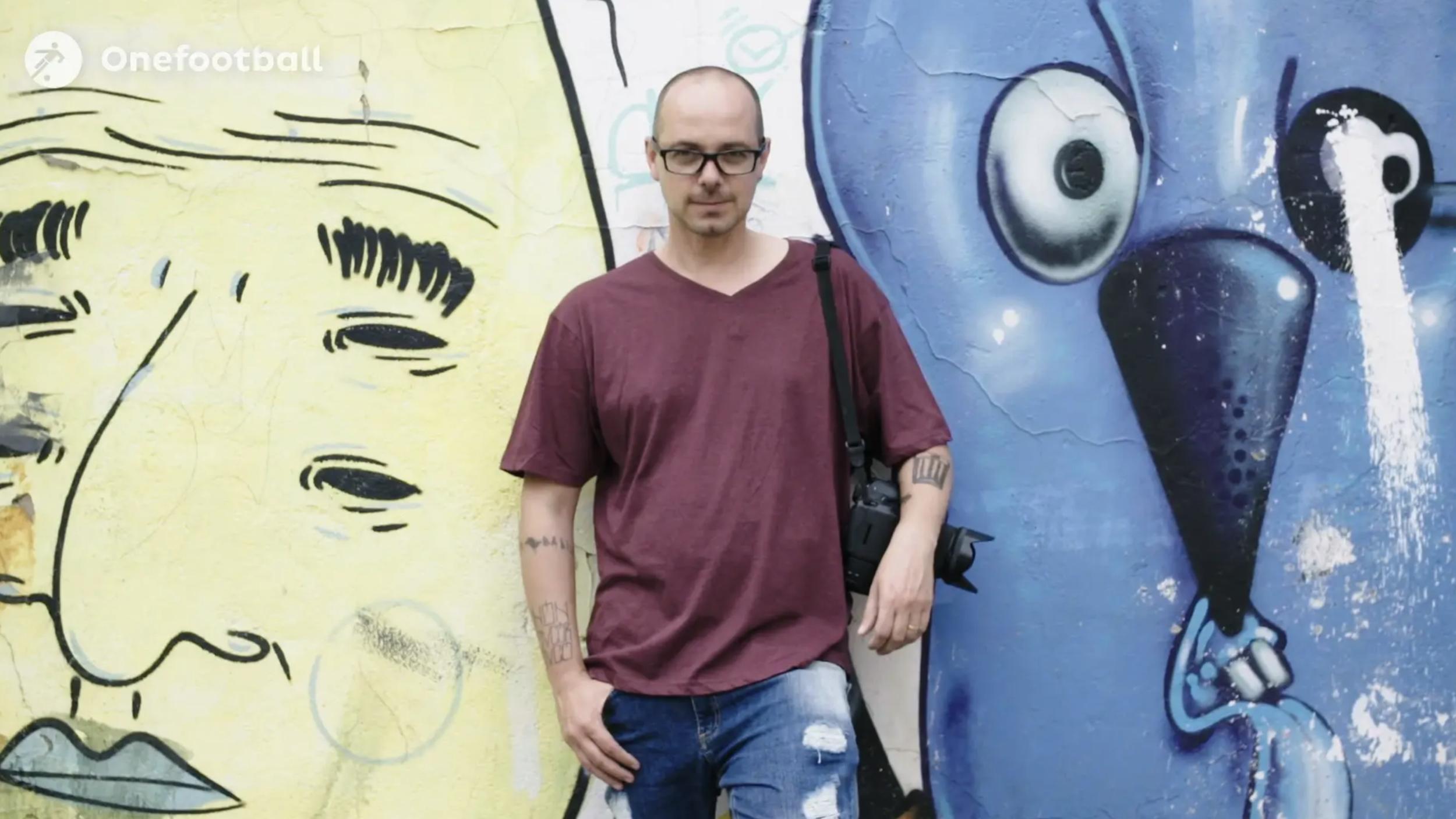 WE ARE ONE- BRAZIL - - Meet Photographer Alexandre Urch