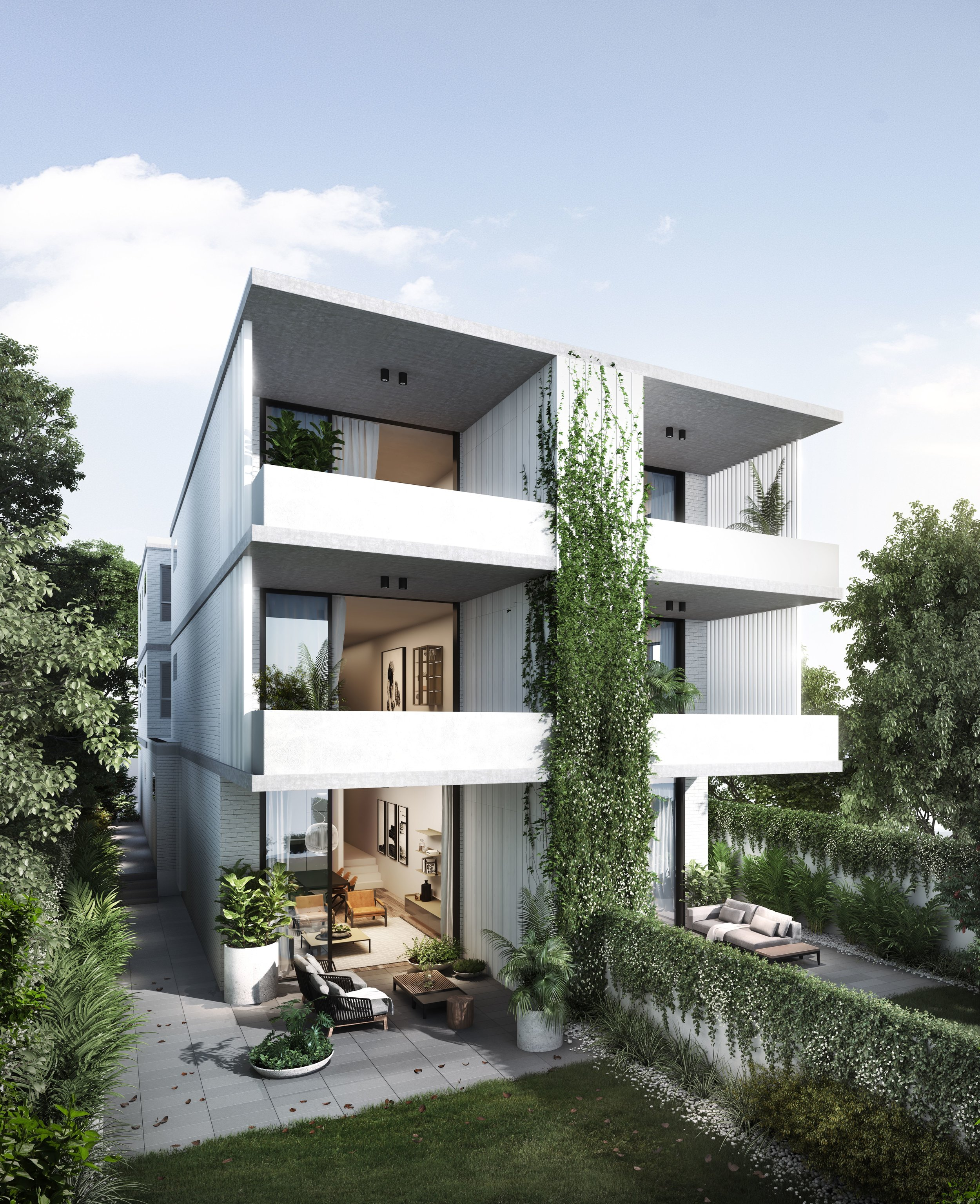 Balancing Form & Space - Formspace is an Australian based property developer specialising in boutique real-estate ranging from multi-unit residential to commercial warehousing. The company focus is to produce spaces that are carefully crafted to be both elegant and functional.