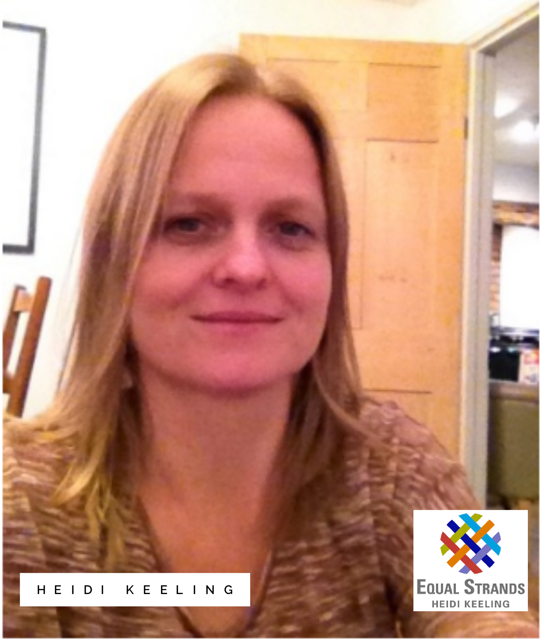 Want to hear more from Heidi? - Head over to her website: www.equalstrands.co.uk
