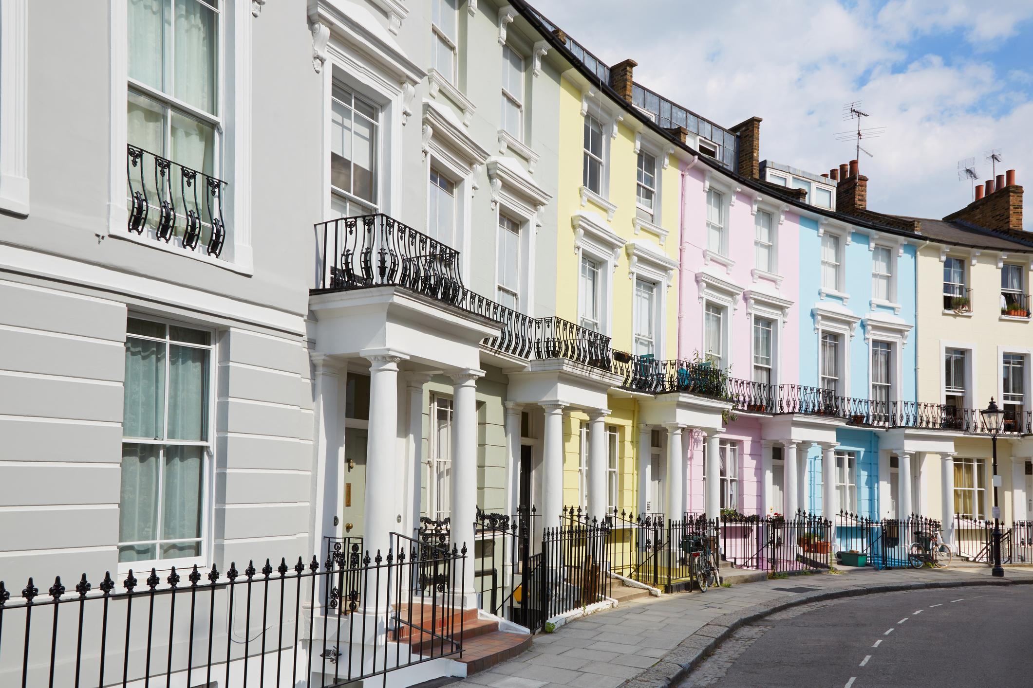 Primrose Hill Mortgages London