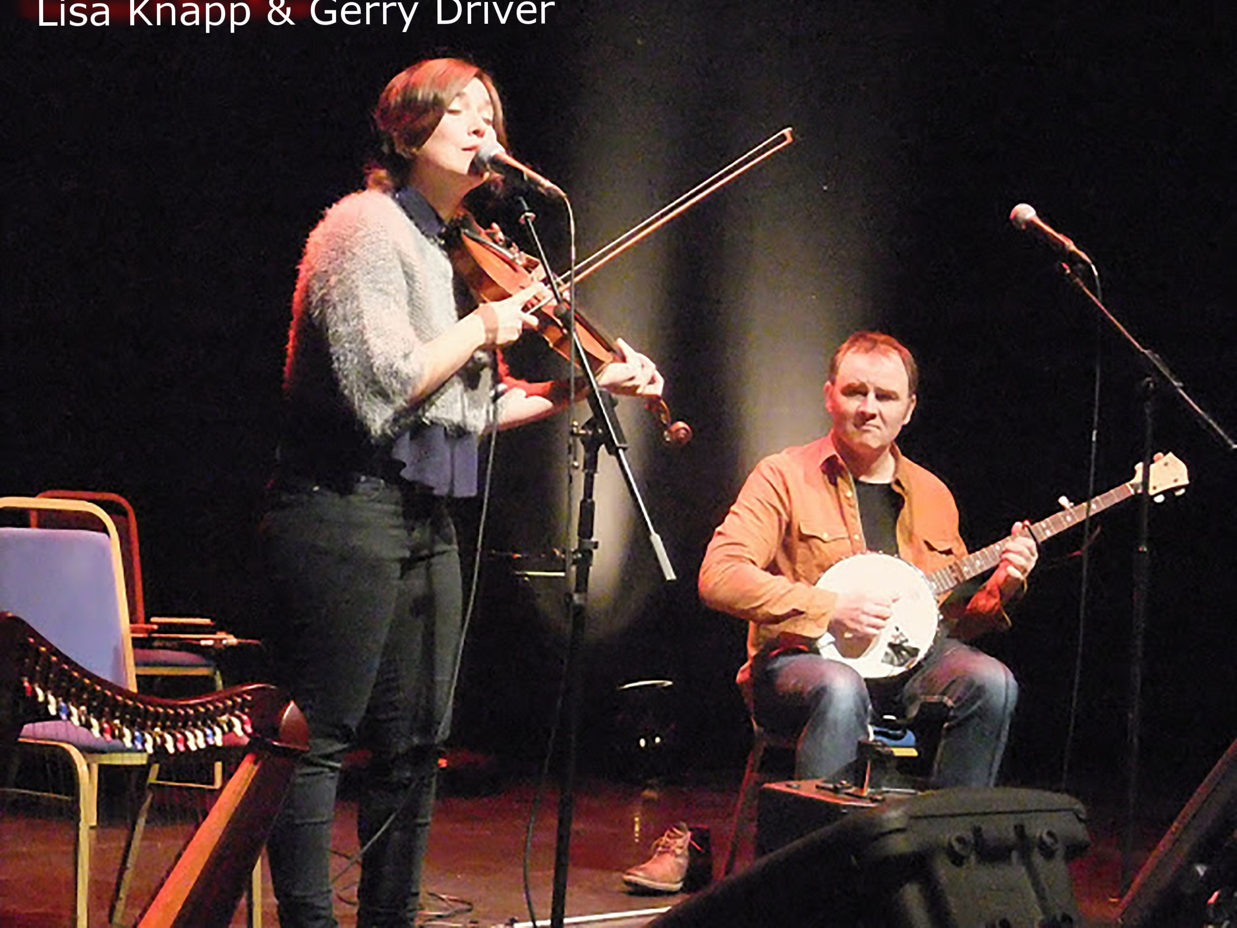 Copy of Lisa Knapp & Gerry Driver