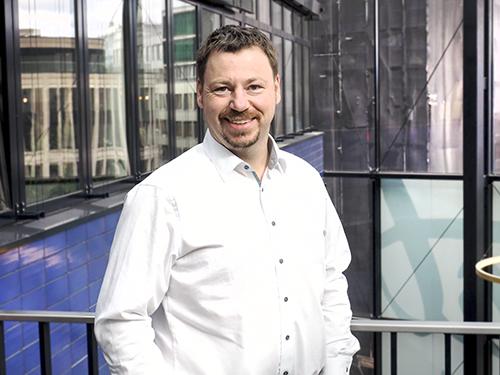 Jan Schwartau - Sales Director