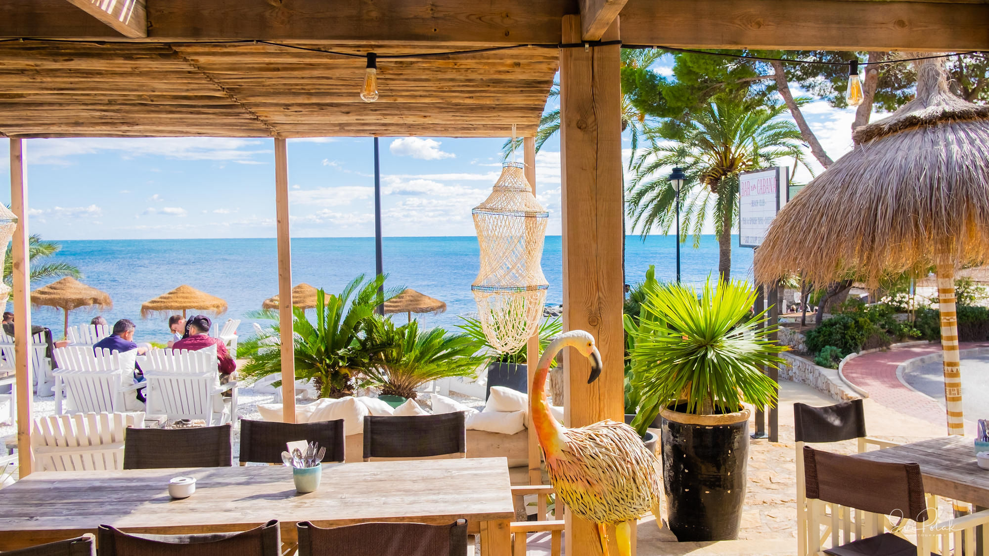 The place to be - in moraira
