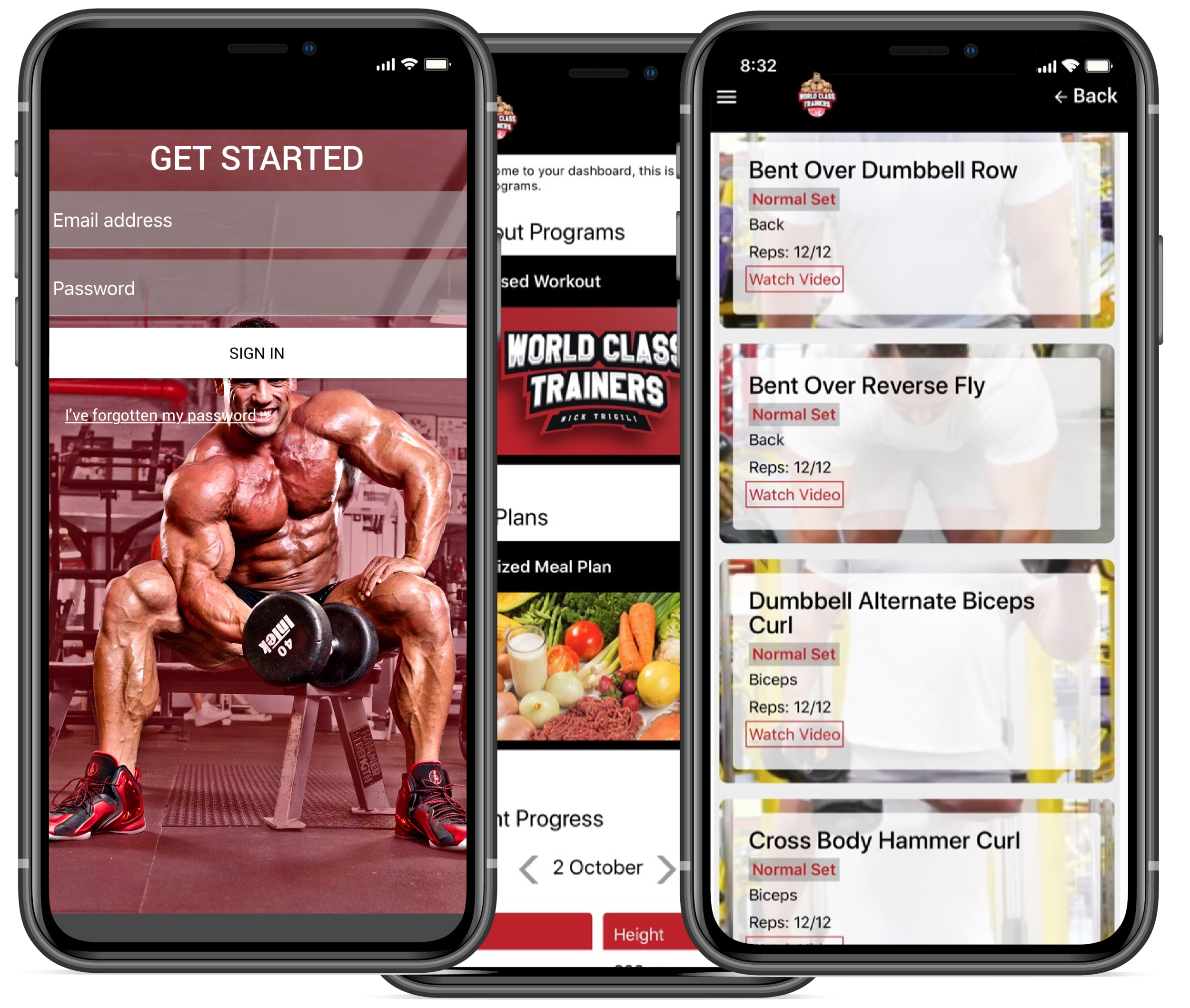 wctrainers app