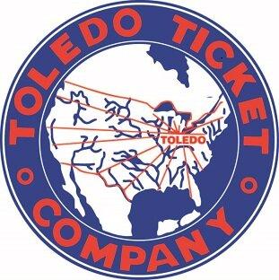 Silver Sponsor -  Toledo Ticket Company