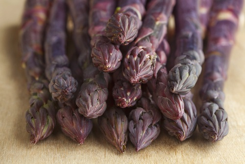 purple asparagus- mademeals