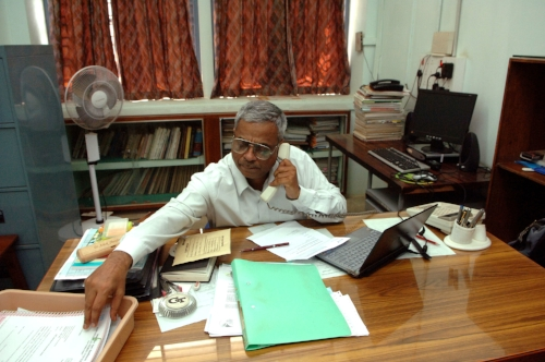 Professor Ashok Jhunjhunwala, Electrical Engineering Professor at the renowned Indian Institute of Technology Madras has a vision of using technology to bridge the vast economic divide in India.