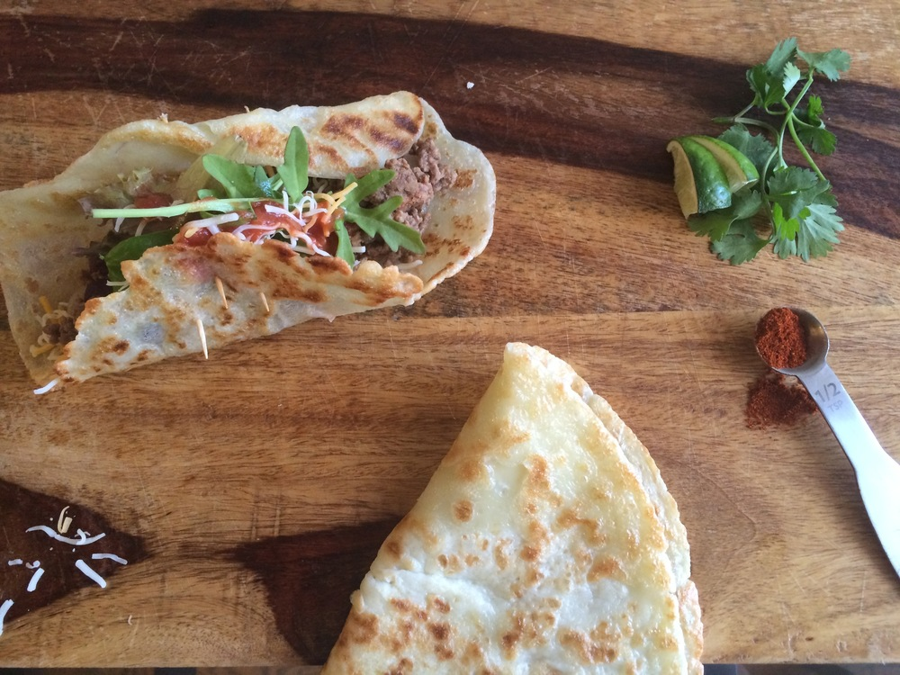 Paleo Softshell Tacos , shot with an iPhone 5s