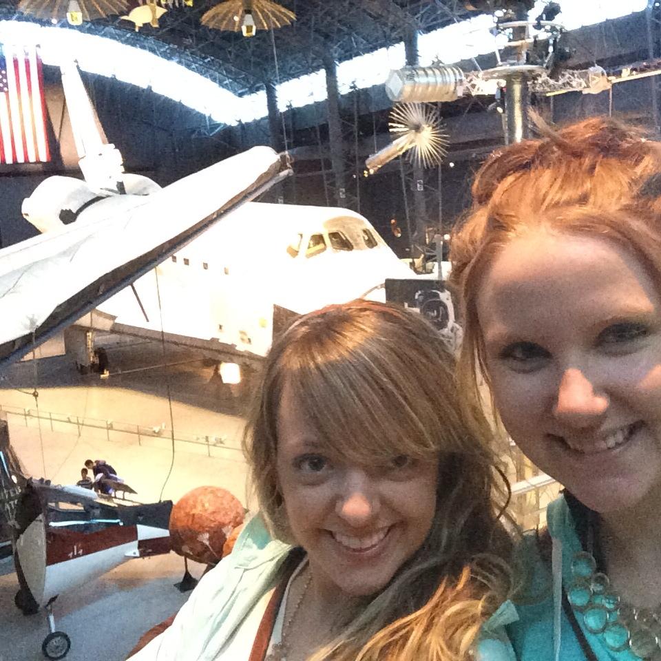 Spaceship selfies