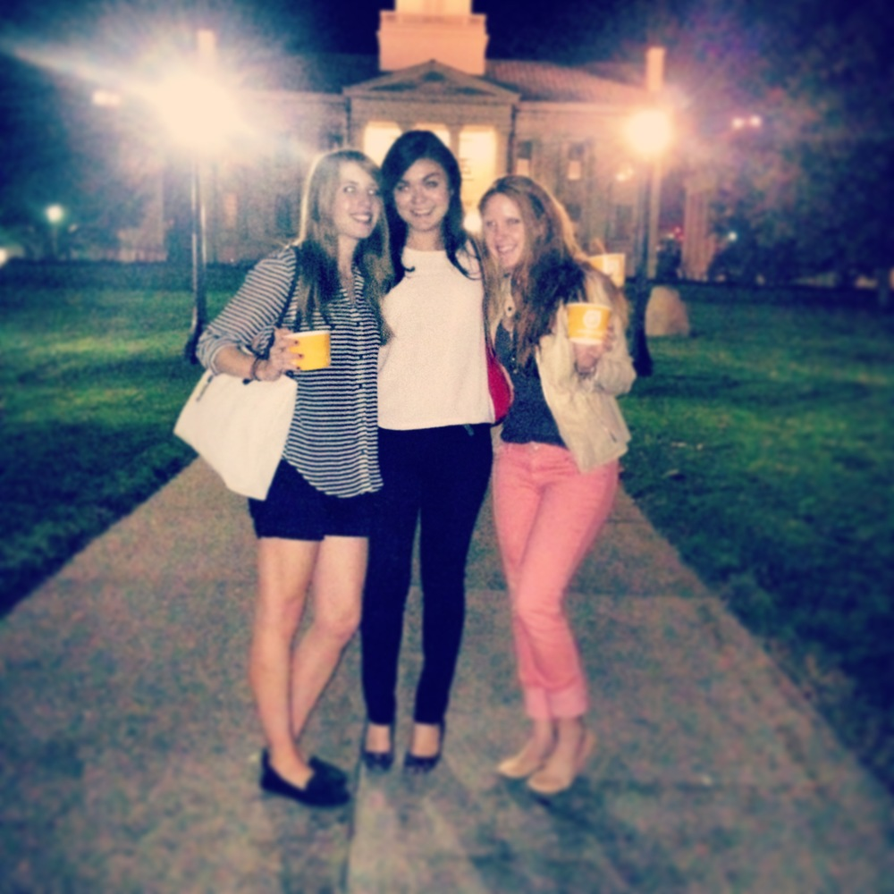 Taken during last year's visit to Iowa, lucky enough to still have great friends from my time at Iowa