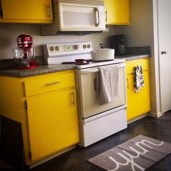 Love me some sunshine yellow <3