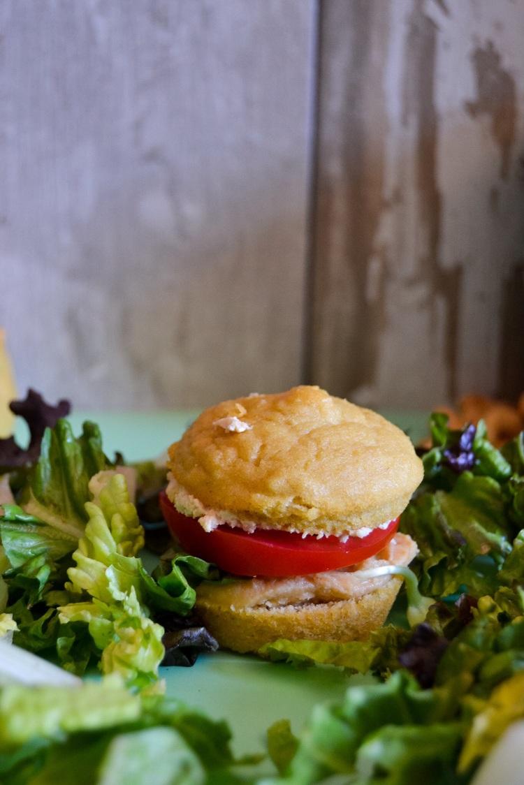 Grain-Free Garden Sandwiches