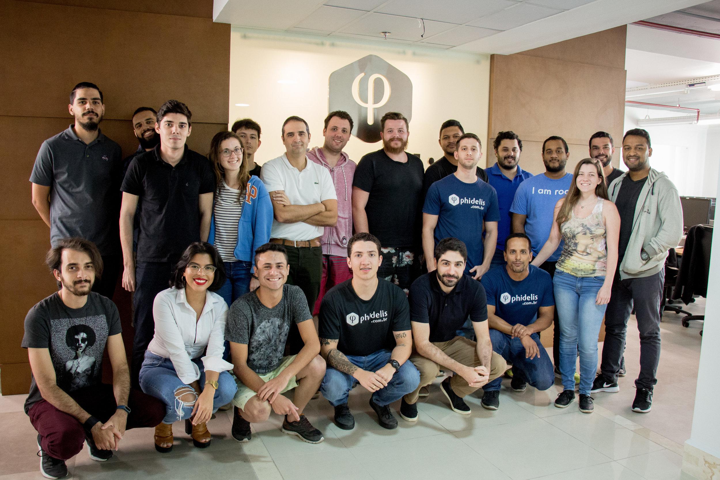 Foto: equipe Phidelis Tecnologia/ divulgação