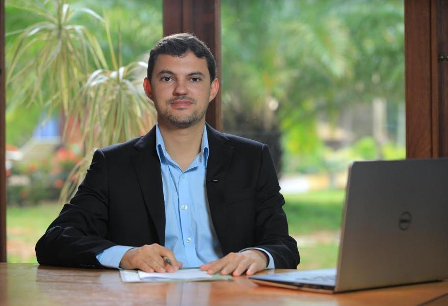 Gustavo Ribeiro, diretor técnico da Marca Ambiental. Foto: Divulgação