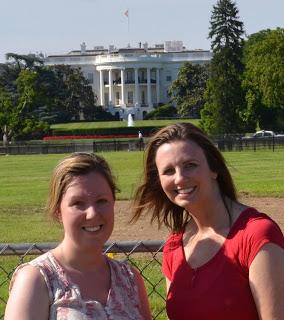 International HG Advocates outside the Whitehouse