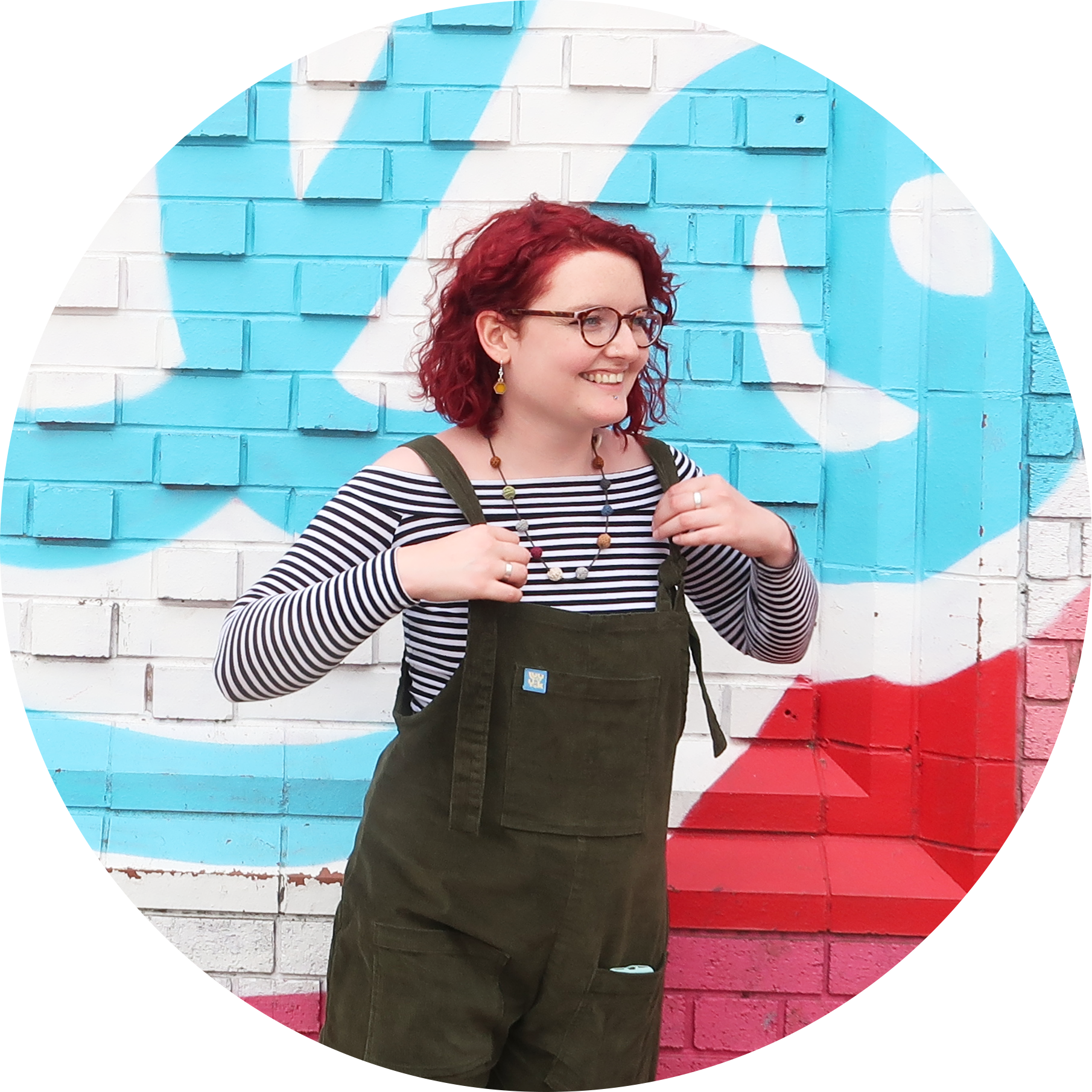 Hi! - I'm a designer and maker, an amateur gardener and a messy cook. You can expect to see ramblings on all things to do with nature, working on the interior design of our home, the odd plant based recipe and behind the scenes of my little creative business!
