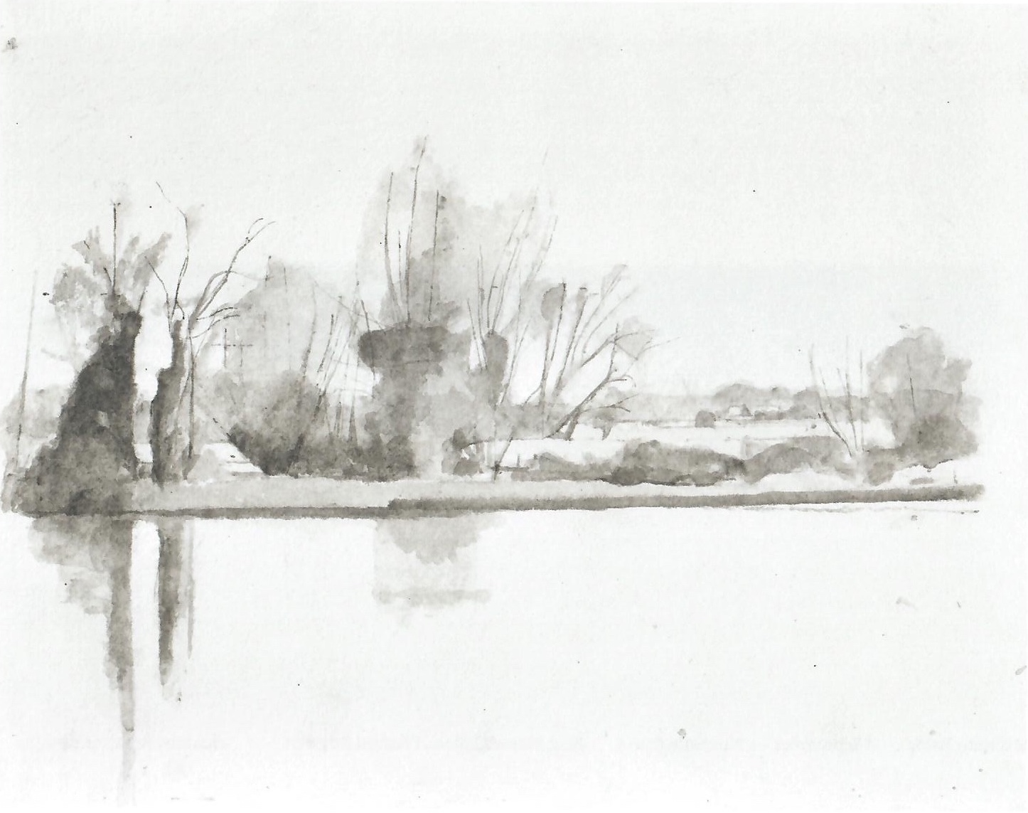 Midwinter Spring - The Boat House Gallery, Flatford, 2015Essay by Charlotte VerityExhibition catalogueclick above for essay text