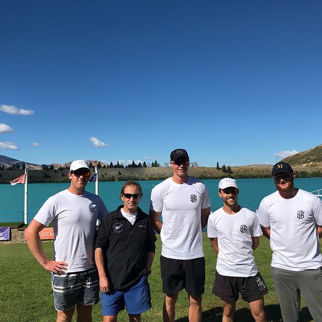 Well well well, looks like coach is making good use of his down time ... 👍🏻😘 @badboysrowing ❤️ #nzrowingchamps #badboysforlife #rowing #nzrowing #rowingrelated #winddelay #herecomestrouble