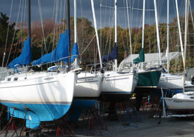 Pre-Owned Boats - Learn More →
