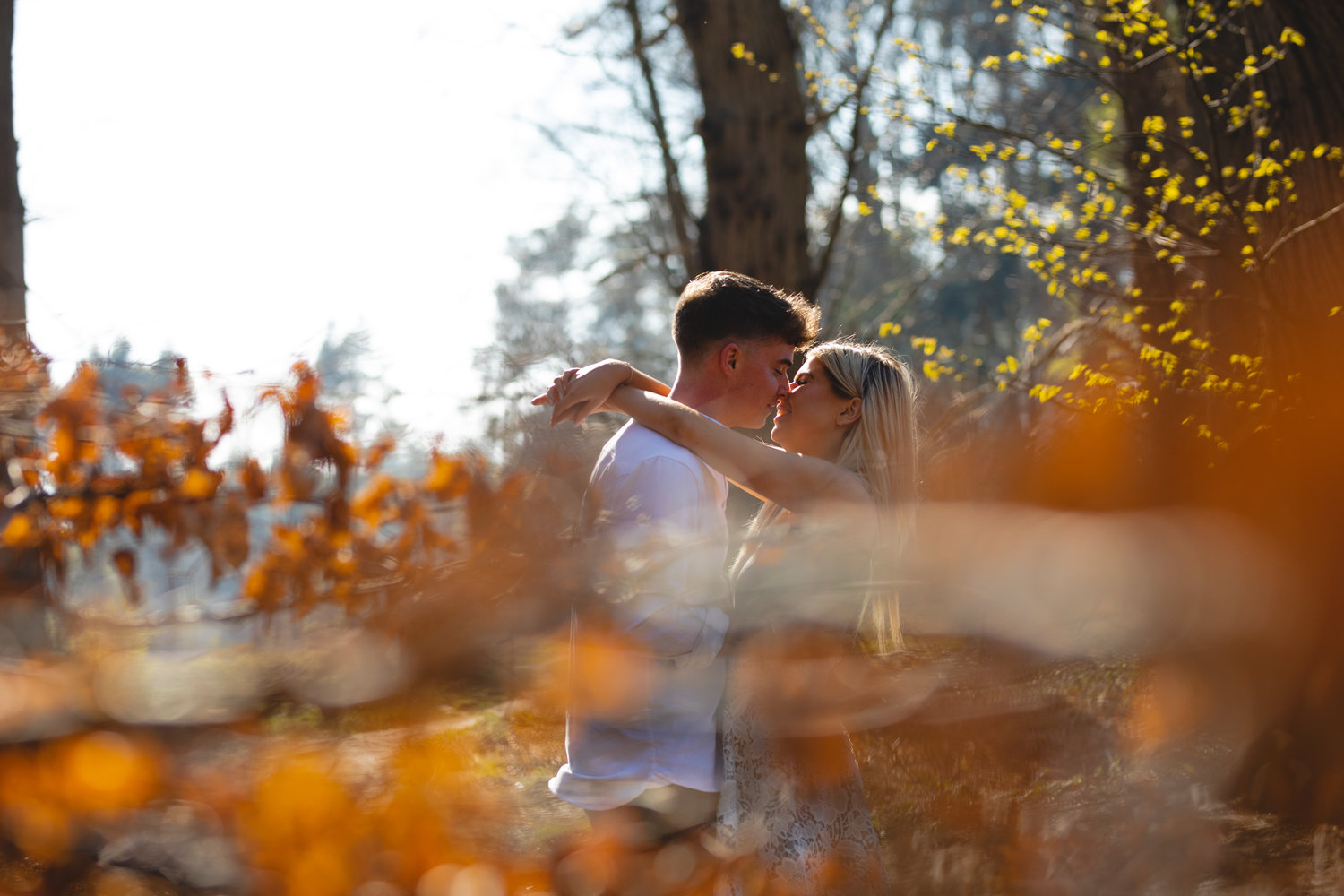 Image: Simon Watson Photography & Race Wedding Videography team up to look at the idea of photography and videography working together on your wedding day, whilst still having some time for fun and giggles along the way too!