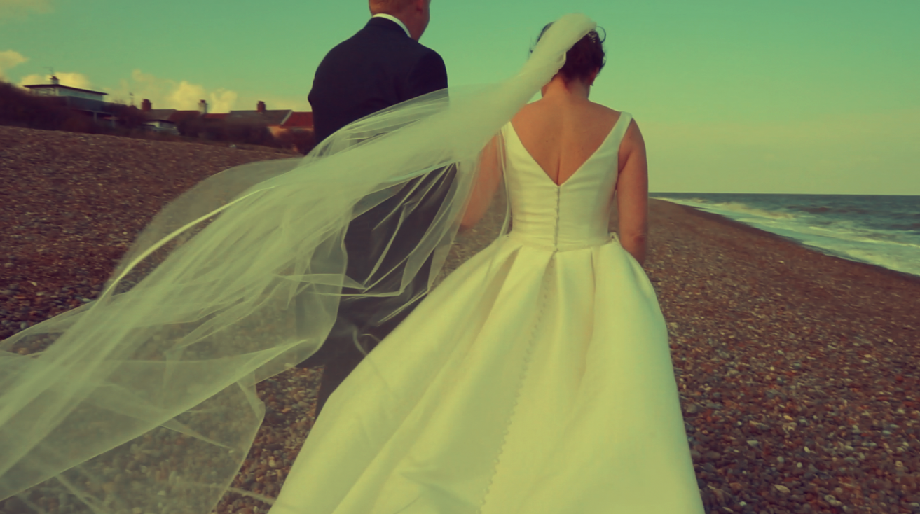 Suffolk Cinematic Wedding Videographer