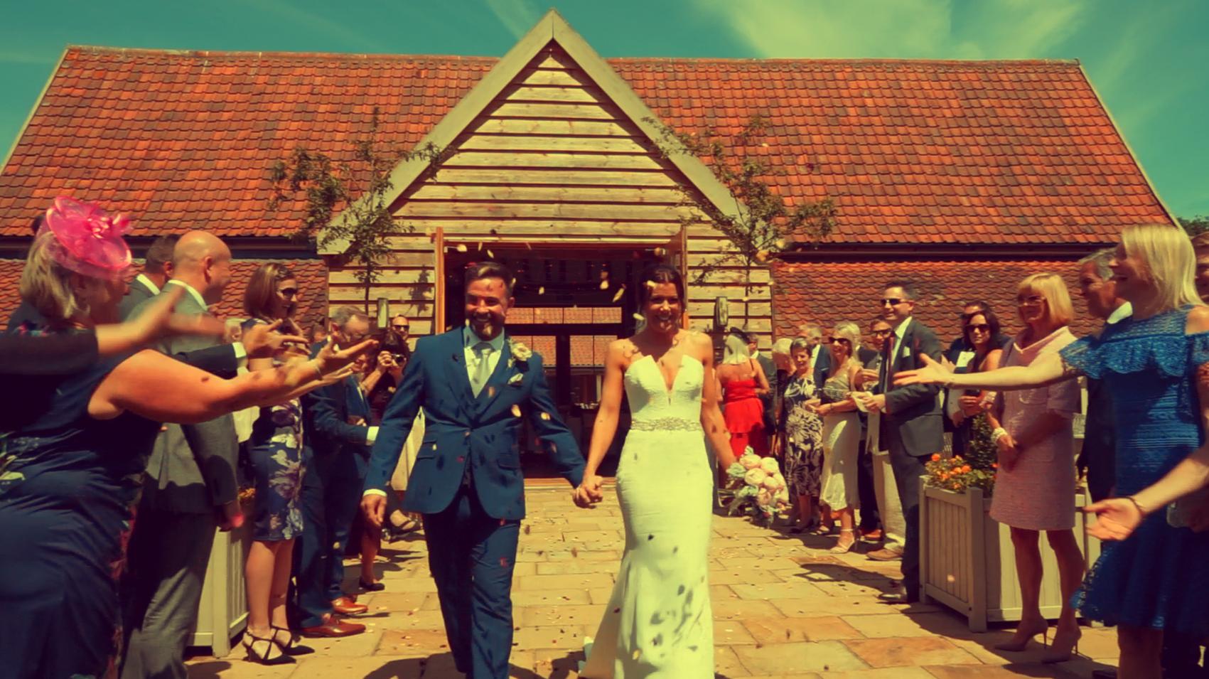 Easton Grange Wedding Film