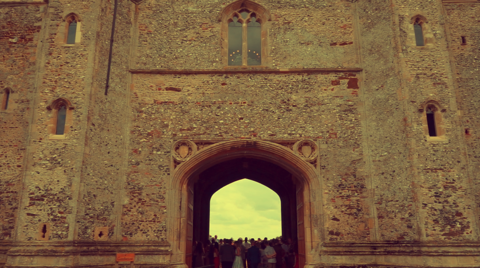 Norfolk Wedding Videographer Pentney Abbey
