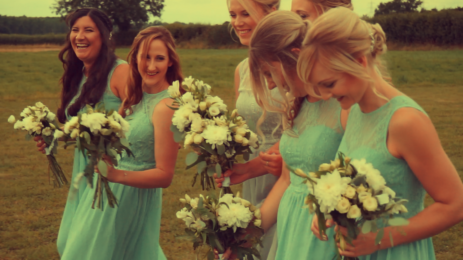 Image: Bride Tribe at Pentney Abbey in Norfolk!