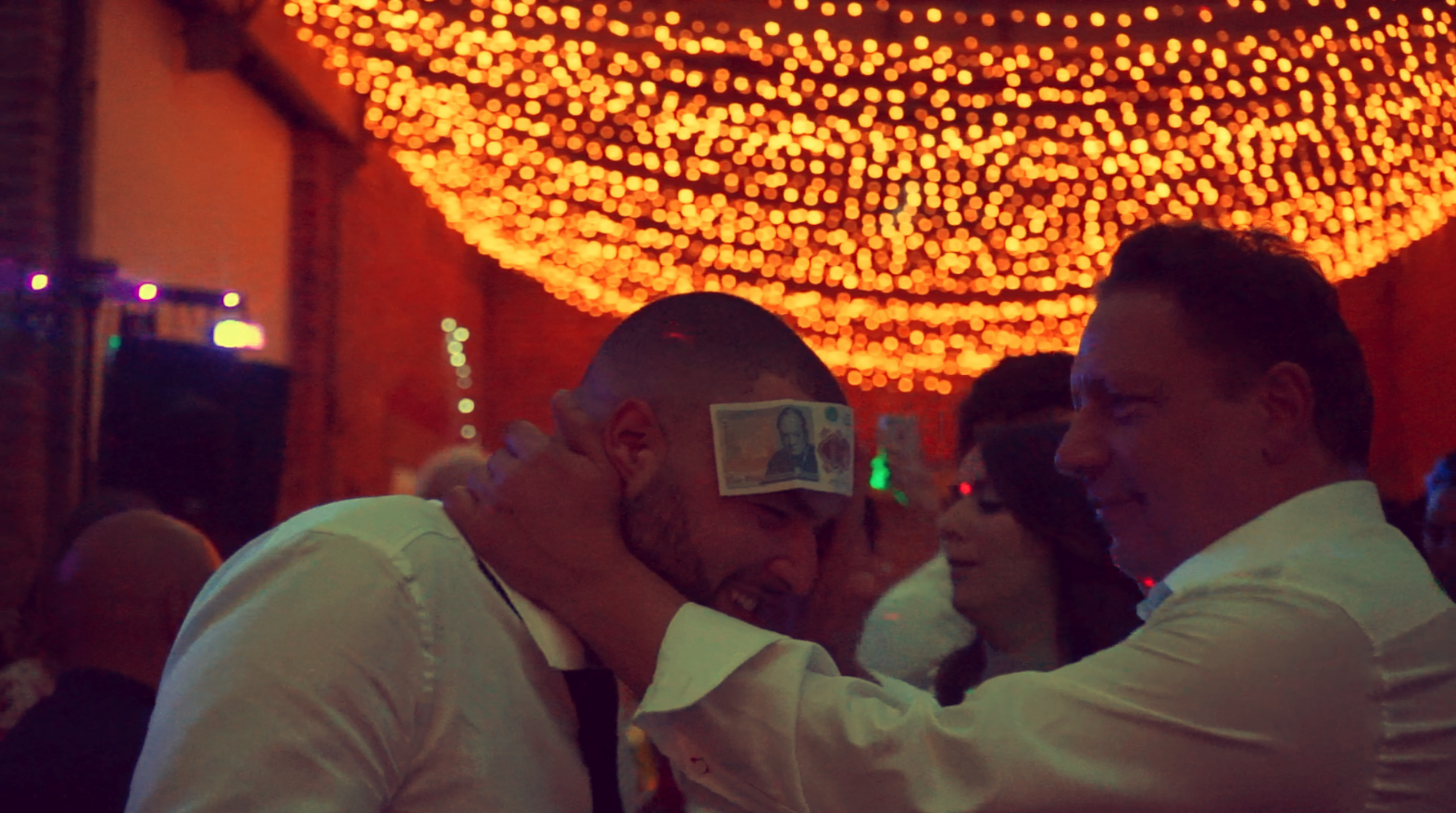 Greek Wedding Film - Money Dance