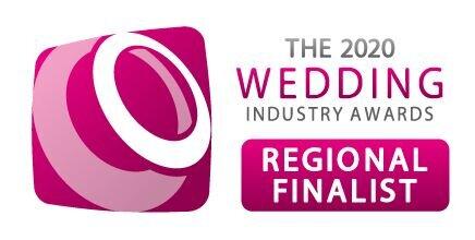 Wedding Films Norfolk & Suffolk - The Wedding Industry Awards 2020 Regional Finalist