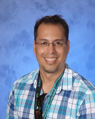Anthony Garcia   Mr.Garcia@dadeschools.net  (LA/Reading) Rm.159