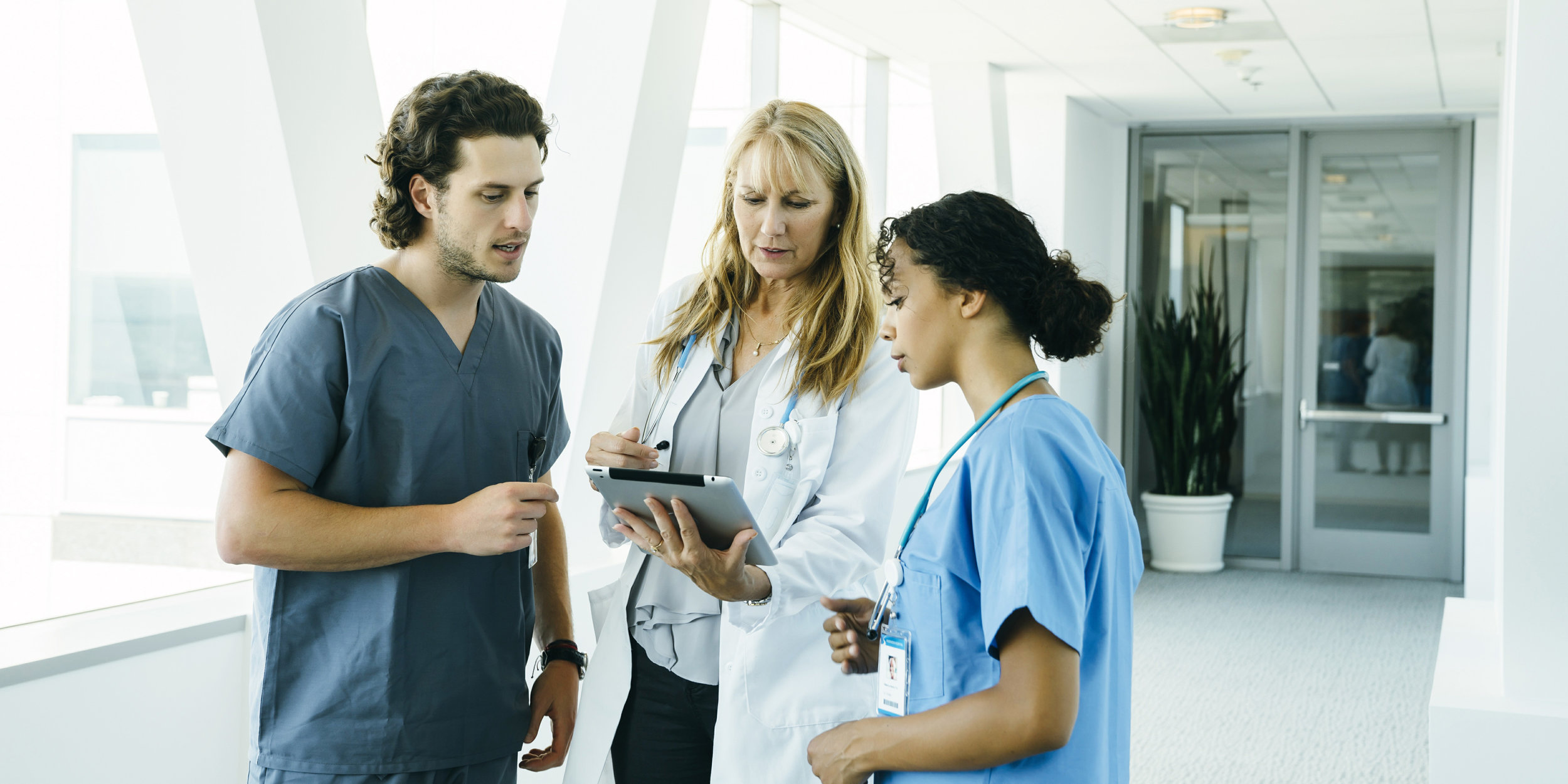 Health Care/Ecclesiastical - We assist medical offices and facilities, veterinary clinics, churches, ministry buildings, and more to integrate smarter building automation solutions.