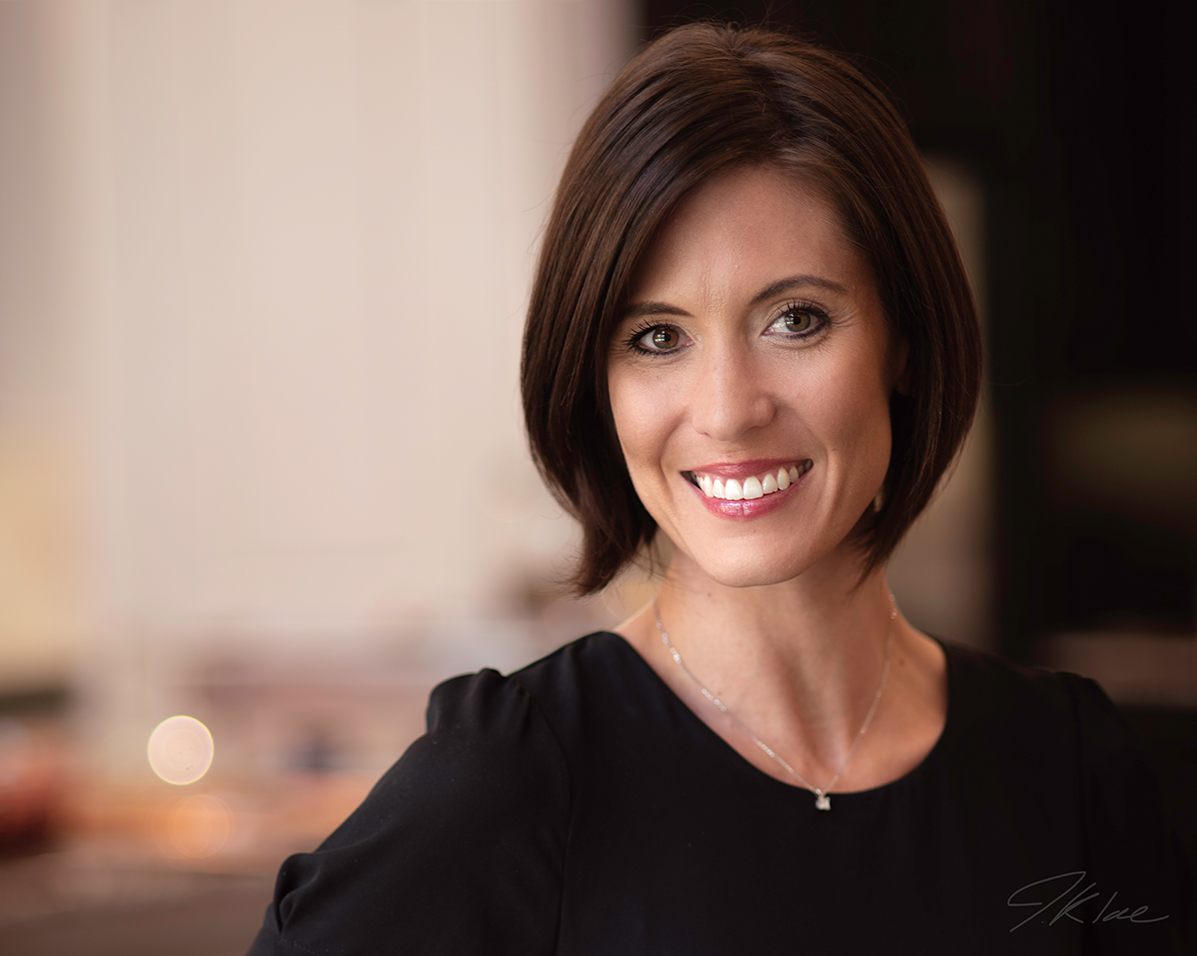 Personal Brand Professional Headshot for female realtor and blogger