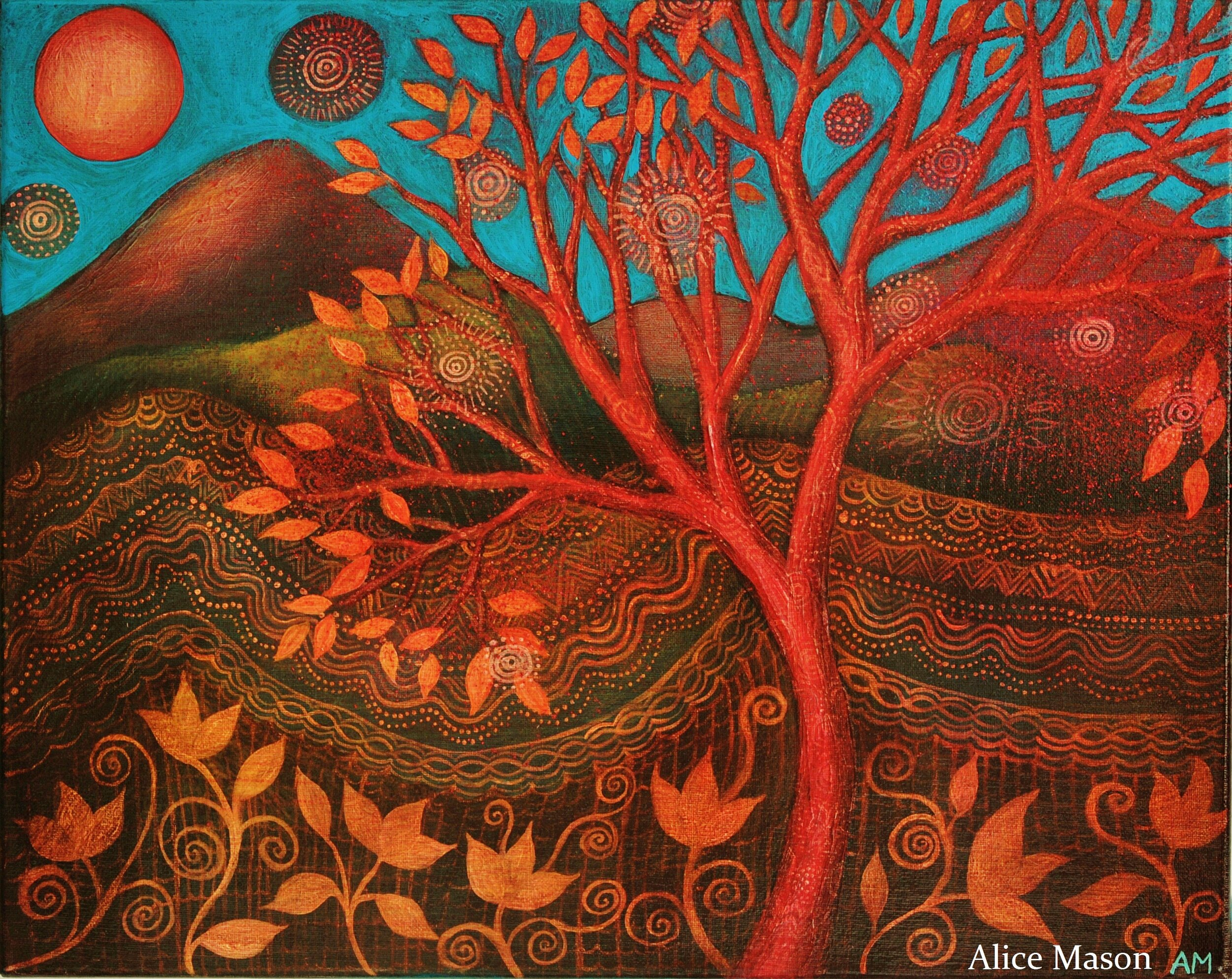 Alice Mason, 'Autumn', 2012.jpg