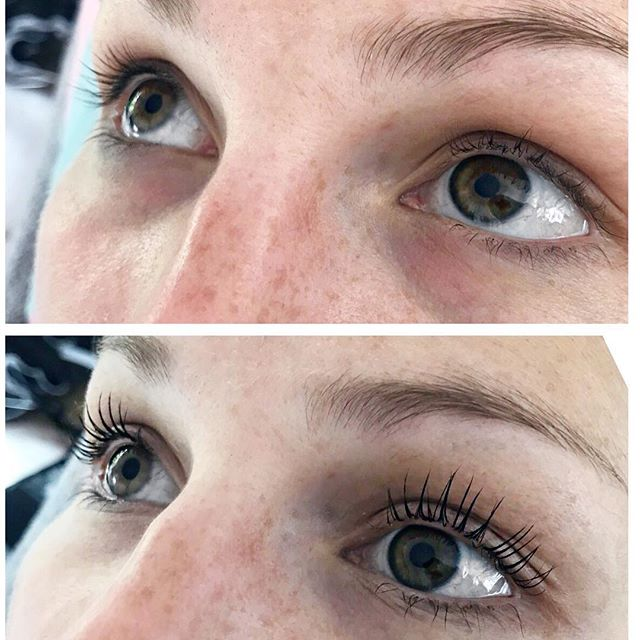 LVL lashes for @jen_e_allen today 💕 This is the perfect treatment if you'd like to enhance your natural lashes without extensions. ~ Your lashes are lifted from the root giving them length and volume. It lasts 6-8 weeks and a patch test is required.
