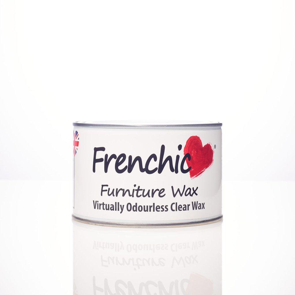 Frenchic vahat ovat myrkyttömiä . Saatavana neljässä sävyssä: kirkas, harmaa, valkoinen tai ruskea.   Tiesitkö, että Frenchic Paint-vahat ovat mehiläisvahaa!  400ml